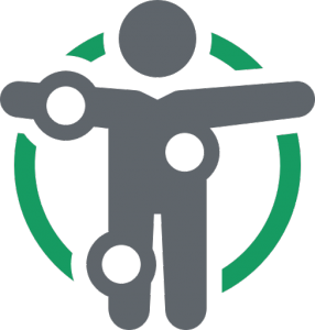Drop-In legene ikon for diagnostisering