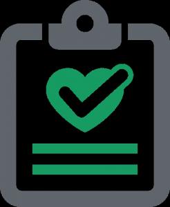 Drop-In legene ikon for høy faglig kompetanse