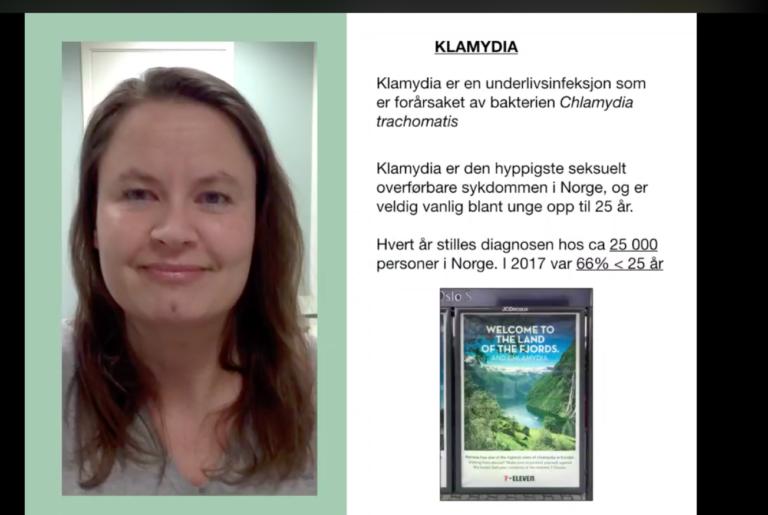 Klamydia - Drop-In legene